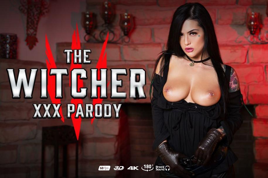 Katrina Jade as Witcher's Yennefer