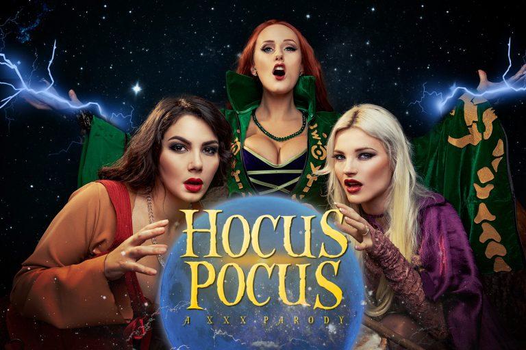 Hocus Pocus VR Porn