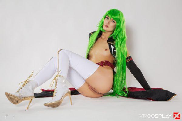 Manga VR porn Cosplay