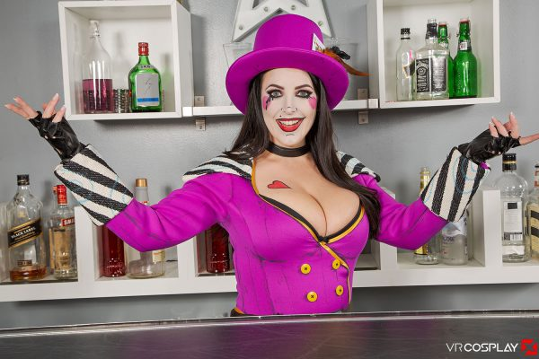 Mad Moxxi VR Cosplay