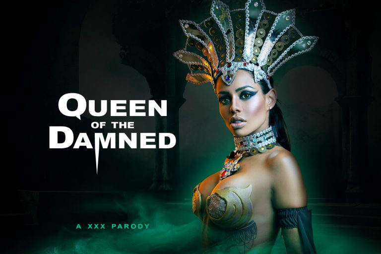 queen of the damned vr cosplay scene
