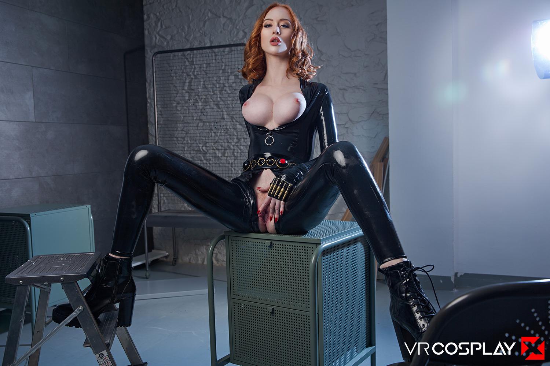 Black Widow Porn Video vrcosplayx lenina crowne black widow a xxx parody 06 12