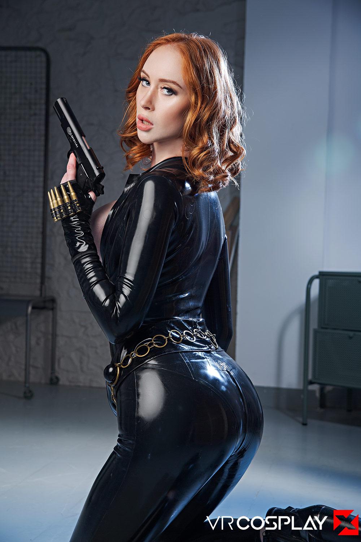 Black Widow Porn Video black widow vr cosplay porn with redhead lenina crowne