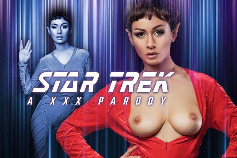Star Trek VR Cosplay