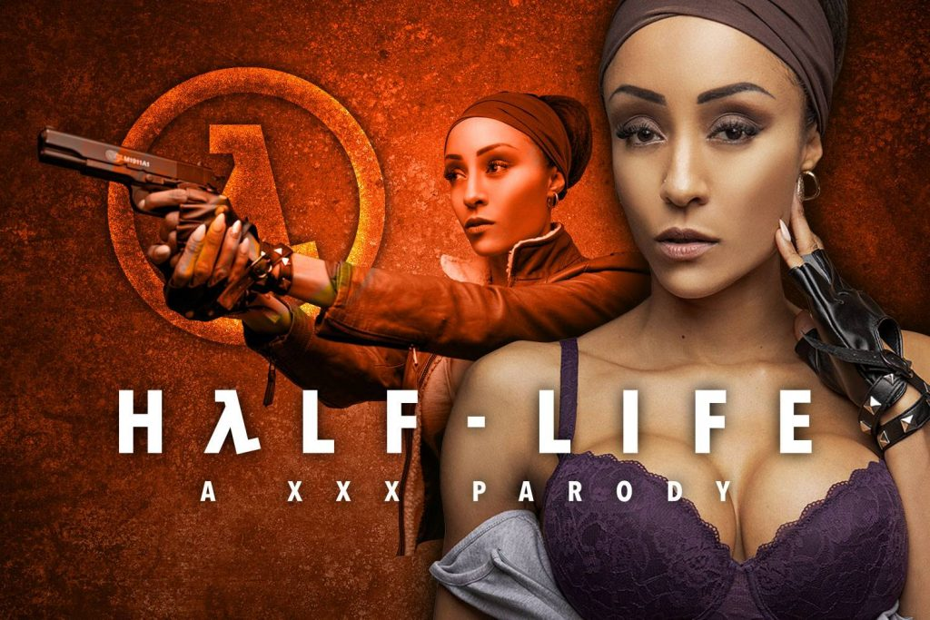 Half Life vr cosplay porn