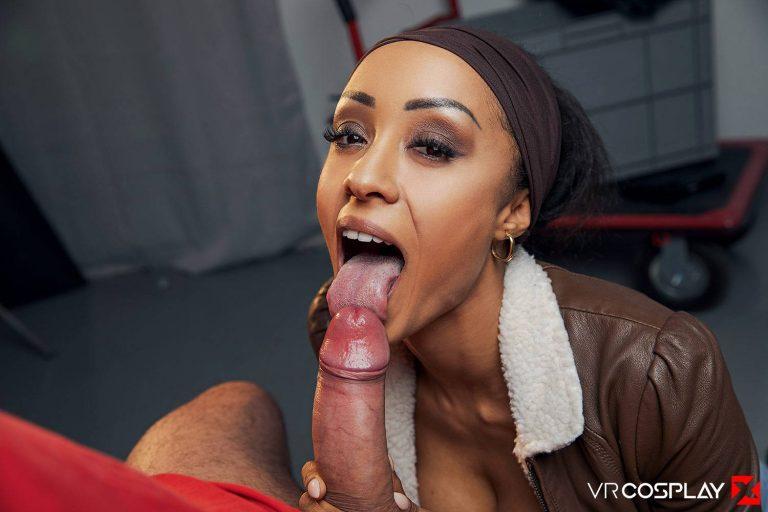 Alyssa Divine Vr Porn cosplay