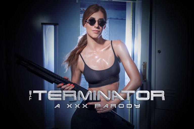 Terminator VR Cosplay
