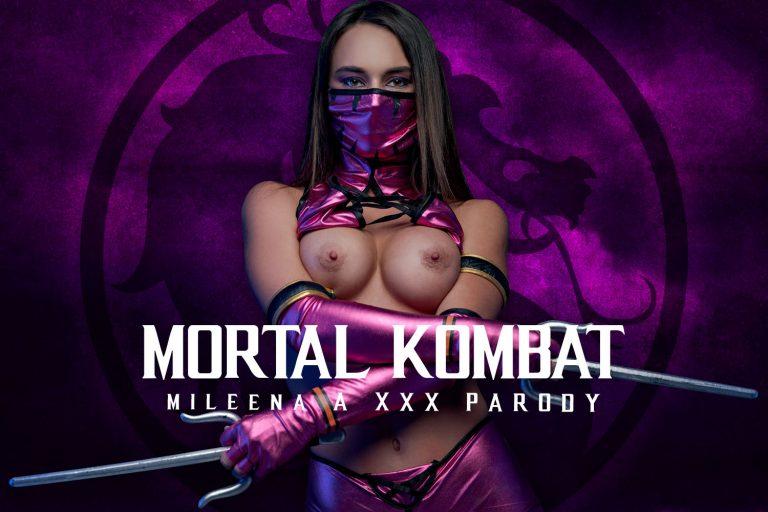 Mortal Kombat VR porn