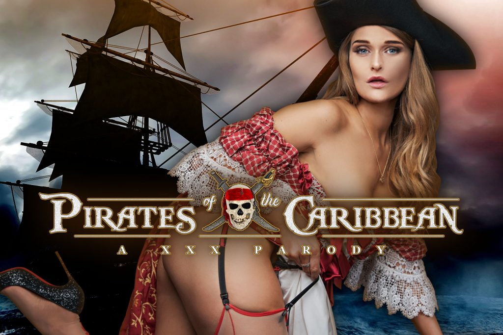 Pirates of the Caribbean vr porn