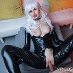 black cat vr porn cosplay
