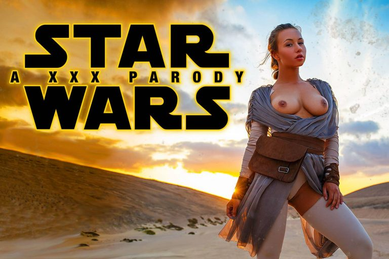 vr porn cosplay star wars