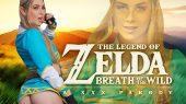 Zelda VR porn Cosplay