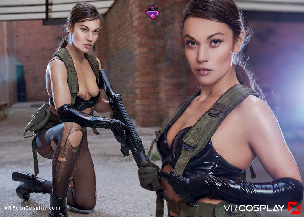 Metal Gear Solid VR Cosplay