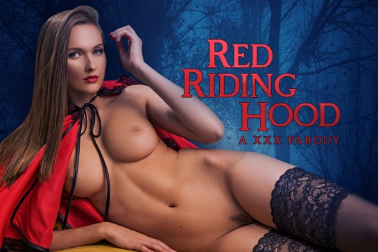 red riding hood vr porn cosplay