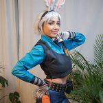 Siya Jey cosplay