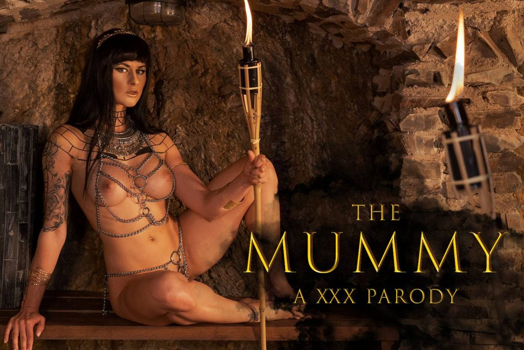 billie star the mummie vr porn
