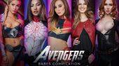avengers vr porn cosplay