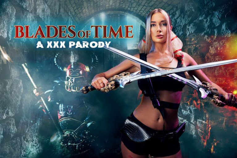 blades of time vr porn cosplay