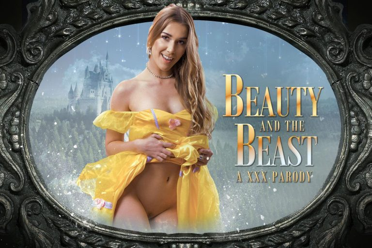 beauty and the beast cosplay vr