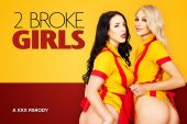 angela white 2 broke girls