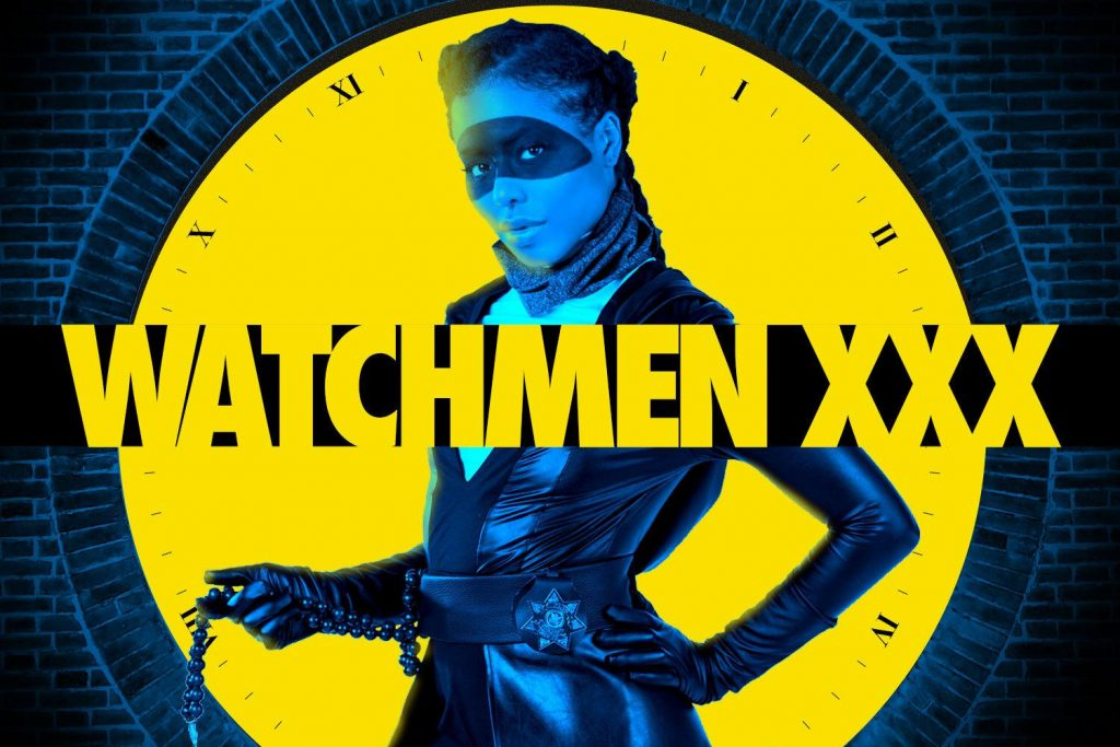 watchmen vr cosplay