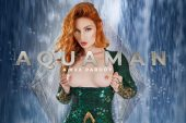 aquaman cosplay lacy lennon